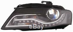 Phare avant Gauche pour Audi A4 2007 au 2011 Xénon LED