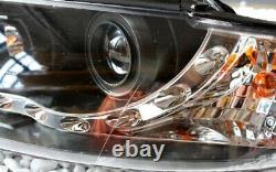 Phare avant Set pour Audi A4 8E LED Feux Cff Regardez Noir Noir Lwr Neuf
