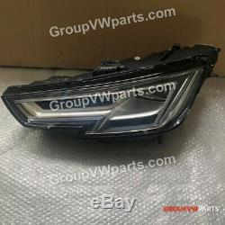 Phare avant droit complet AUDI A4 B9 Full LED 8W0941033