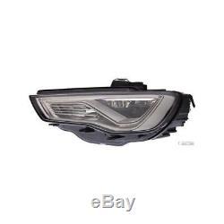 Phare projecteur avant gauche led afs pour audi A3 3 +5p 2012 en puis, A3 sedan