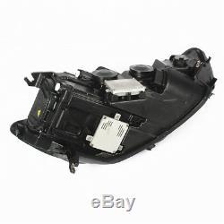 Pour AUDI A6 C7 4G 12-14 Assemblage convexe xénon lampe frontale Feux avant G+D