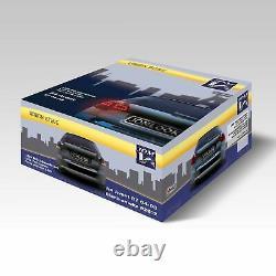 Pour Audi A4 8E B7 Avant Original Jom Plein LED Feux Rouge Foncé Fumee Kit