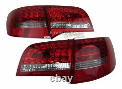 Pour Audi A6 S6 4F C6 Avant Original LED Feux Arrière De Facelift 2009- Convient