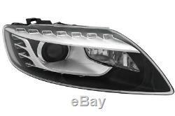 Pour Audi Q7 03.06-08.15 RHD avant Droit Phare X1 Bi-Xénon Led Rechange