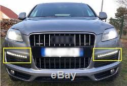 Pour Audi Q7 4L 2007 2008 2009 avant feu clignotant jaune ambre Ampoules neuf