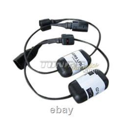 Pour Audi Q7 4L 2009- Facelift LED Clignotant Avant Adaptateur Faisceau Câbles