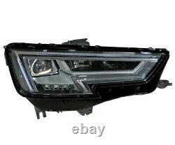 Projecteur Phare Avant dx pour Audi A4 2015 IN Avant Bixenon LED