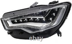 Projecteur Phare Avant dx pour Audi A6 2011 Au 2014 LED Afs