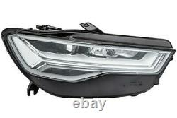 Projecteur Phare Avant dx pour Audi A6 2014 IN Avant LED