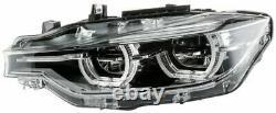 Projecteur Phare Avant dx pour BMW Serie 3 F30 F31 2015 IN Avant Full LED Afs