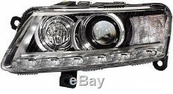 Projecteur Phare Avant sx pour Audi A6 2008 IN Avant Bixenon LED Afs