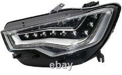 Projecteur Phare Avant sx pour Audi A6 2011 Au 2014 LED Afs