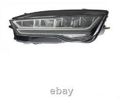 Projecteur Phare Avant sx pour Audi A7 2014 IN Avant LED