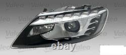 Projecteur Phare Avant sx pour Audi Q7 2009 Au 2015 Trixenon LED Afs