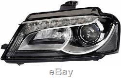 Projecteur Phare avant Dx pour Audi A3 2008 au 2012 Bixenon LED