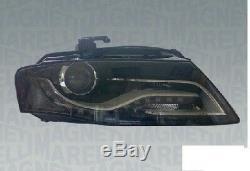 Projecteur Phare avant Dx pour Audi A4 2010 au 2011 Bi Xenon LED