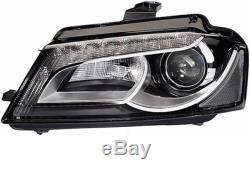 Projecteur Phare avant Sx pour Audi A3 2008 au 2012 Bixenon LED