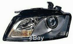 Projecteur Phare avant Sx pour Audi A5 2007 au 2008 H7