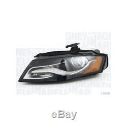 Projecteur phare avant droite pour audi A4 2010 à 2011 bi xenon led afs