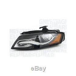 Projecteur phare avant gauche pour audi A4 2010 à 2011 bi xenon led afs