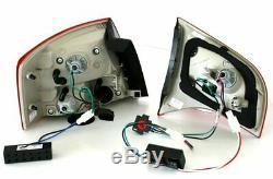 Rückleuchten für AUDI A4 B7 2004-2008 AVANT Rot Smoke LED FR LDAU38EP XINO FR