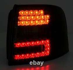 Rückleuchten für AUDI A6 C5 4B 1997-2004 AVANT Rot Weiss LED DEPO FR LDAU04EP XI