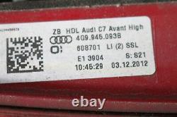 Set Audi A6 S6 4G Avant Sbbr Feux Arrière LED Feu de Position Lumières Kit