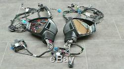 VW Tiguan Annonce Rétroviseur Extérieur Voiture Pliable Environnement LED ECU