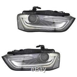 Xenon Phare avant Set Gauche et Droite D3S / LED avec Feux pour Audi A4 Avant